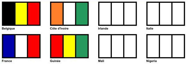 Redirecting to - Drapeaux a colorier ...