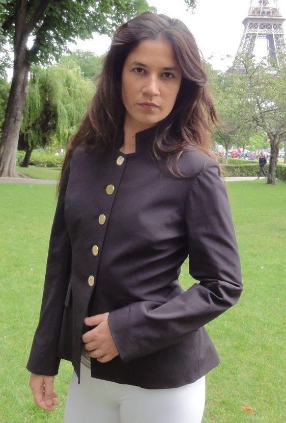 Veste Equitation PLR - Millenium / PLR Show Jacket - Millenium