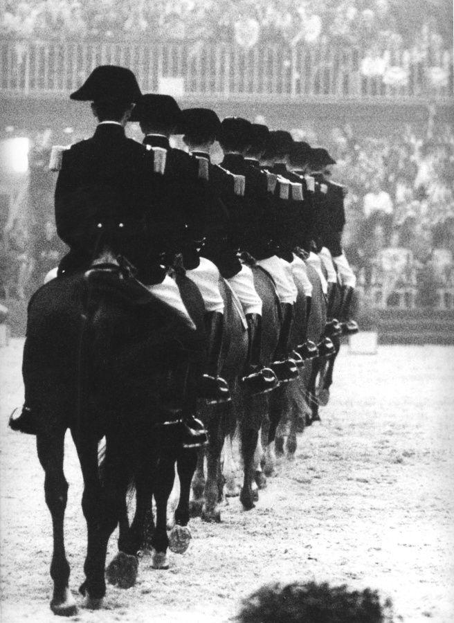 Le Cadre Noir de Saumur - Reprise des Ecuyers - 70's