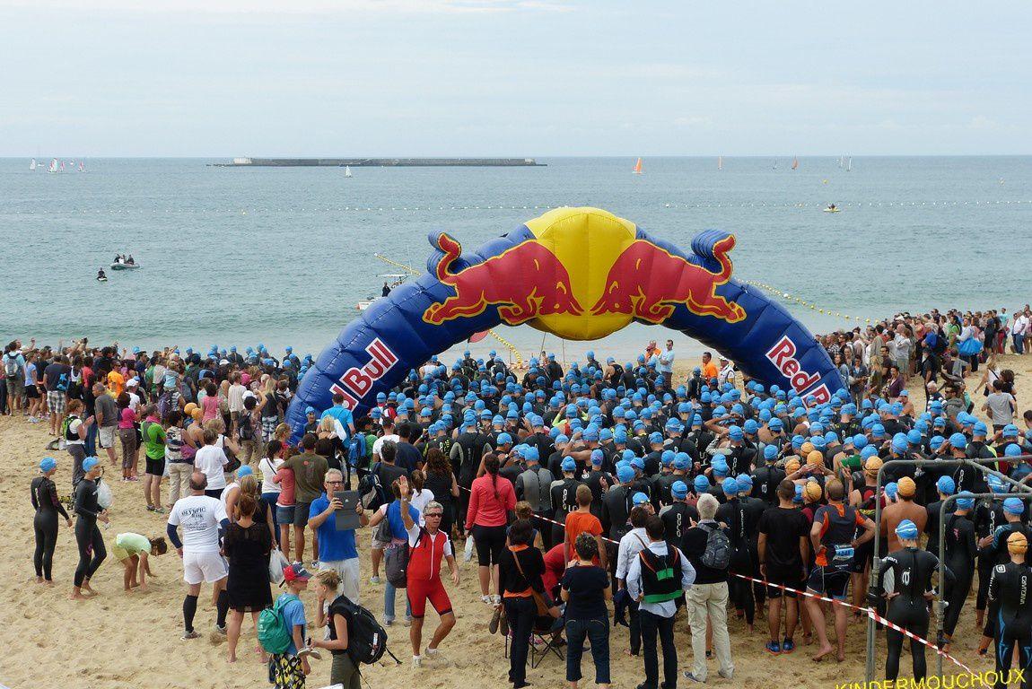 Triathlon CD De Saint-Jean-De-Luz 14/09/13