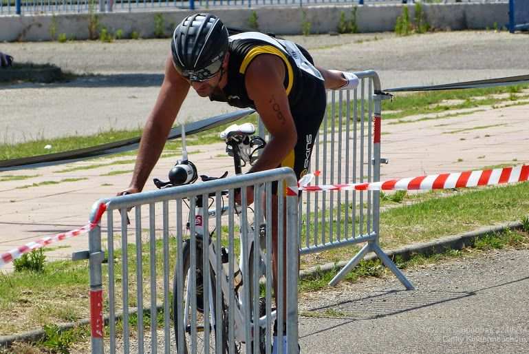 Triathlon CLM Carpentras 22/06/2014