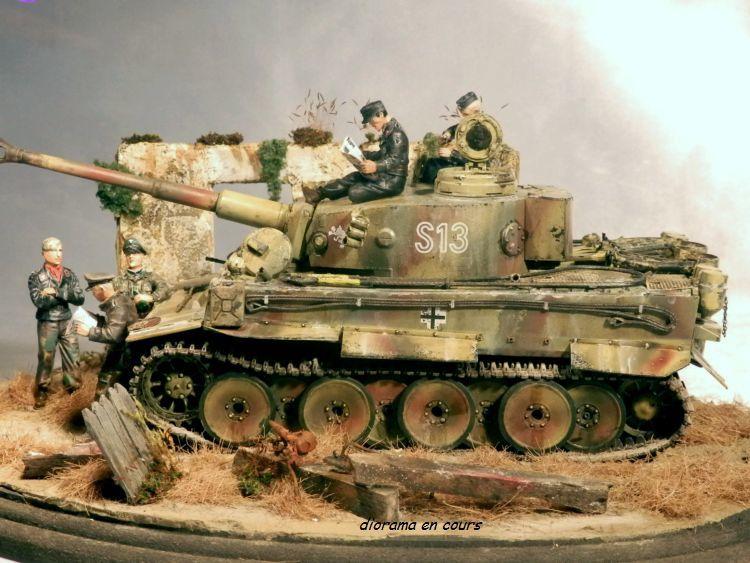 Le Tigre d'Arnaud