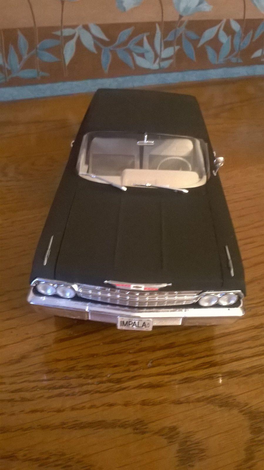 La Chevy Impala de Christophe