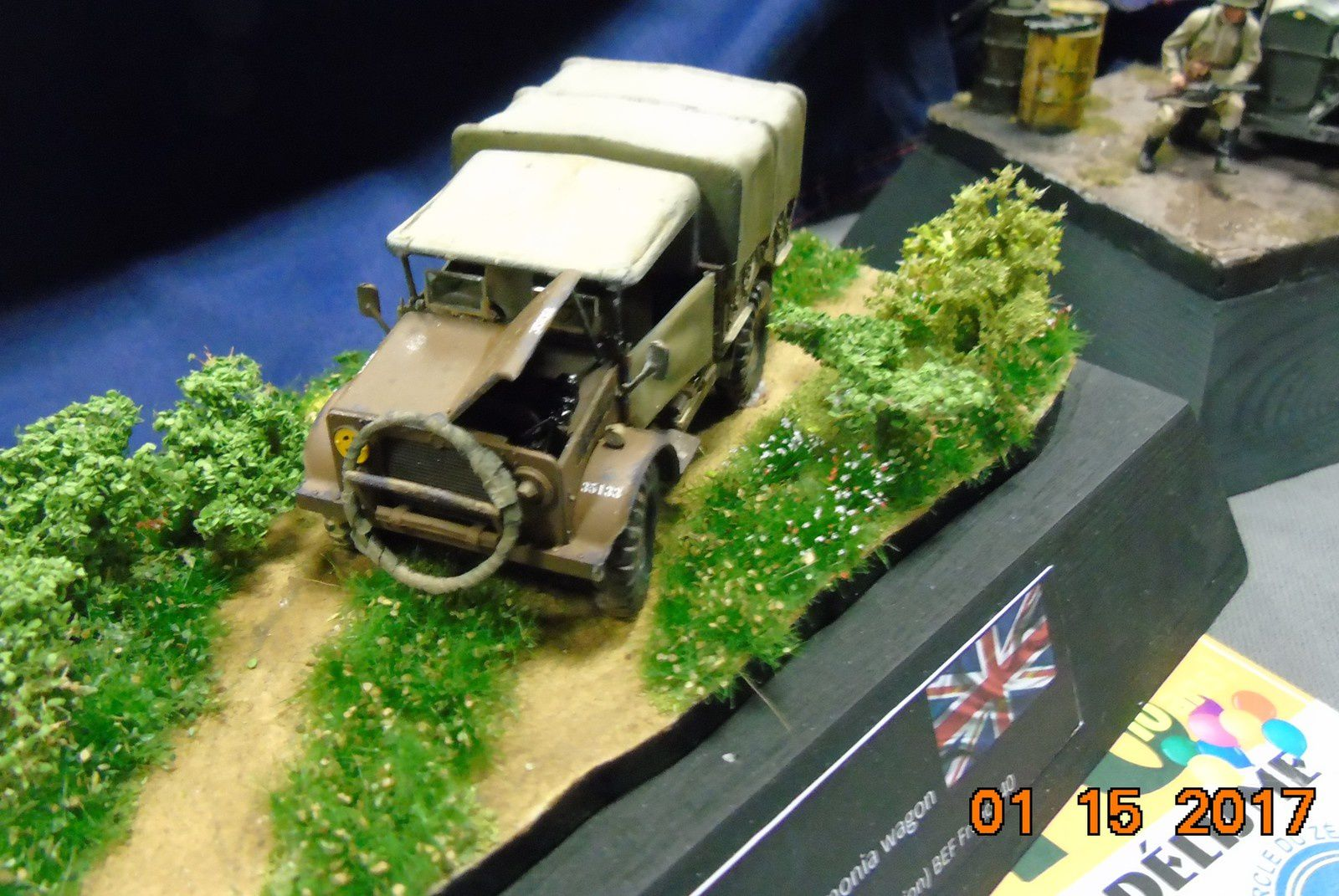 BEDFORD MWD (early version)