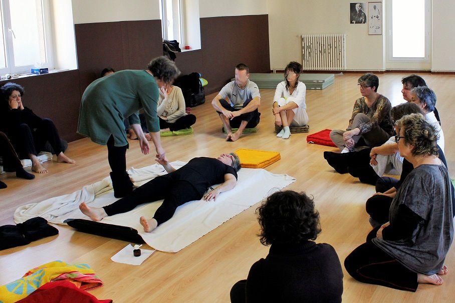 Nous apprendrons de manière ludique à donner et à recevoir ce beau massage coréen.