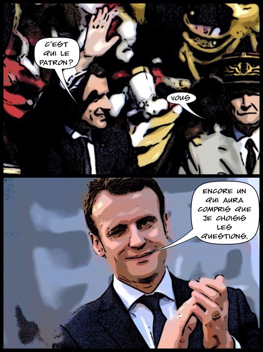 Vers une dictature subtile