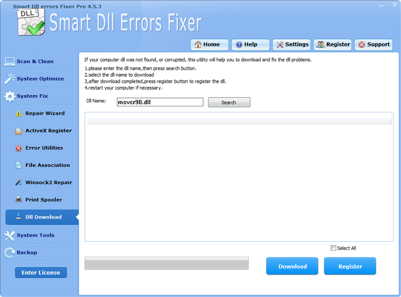How to Repair Windows Dll Errors