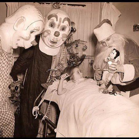 Avez vous peur des clowns?