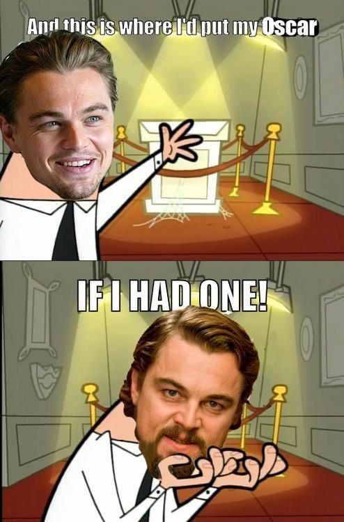 Oscars 2016 : DiCaprio, la fin d'un Mème !