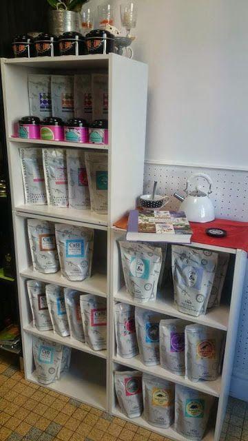 Frip &amp&#x3B; Papo-Tea la petite boutique aux multiples facettes