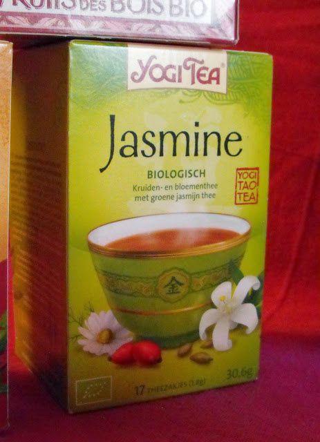 Ma sélection de thé et d'infusions bio du moment