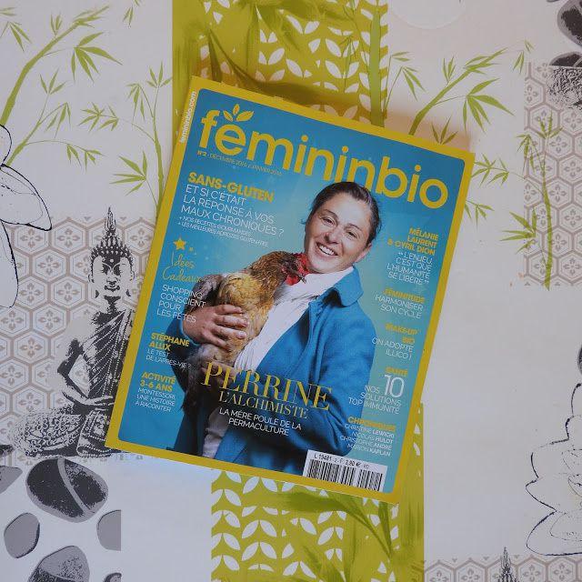 La green Attitude avec Féminin Bio et son magazine!