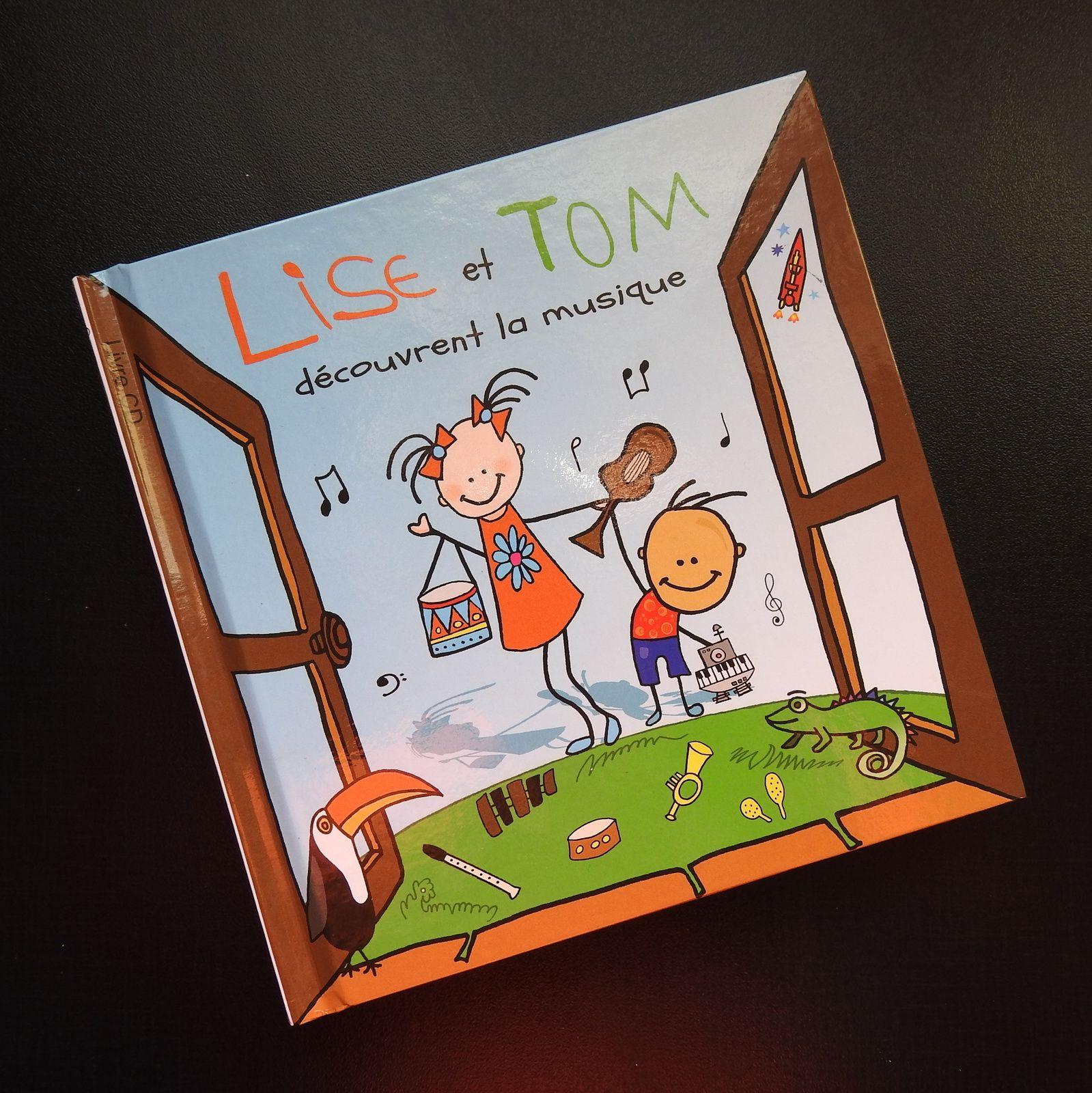 Lise et Tom, le conte musical pour les petits et les grands