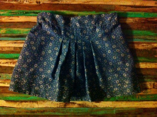Une jupe Twist en jeans qui a du style !