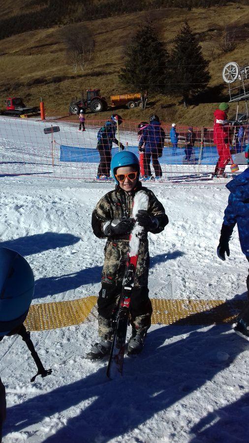Ski à Peyragudes jour 2