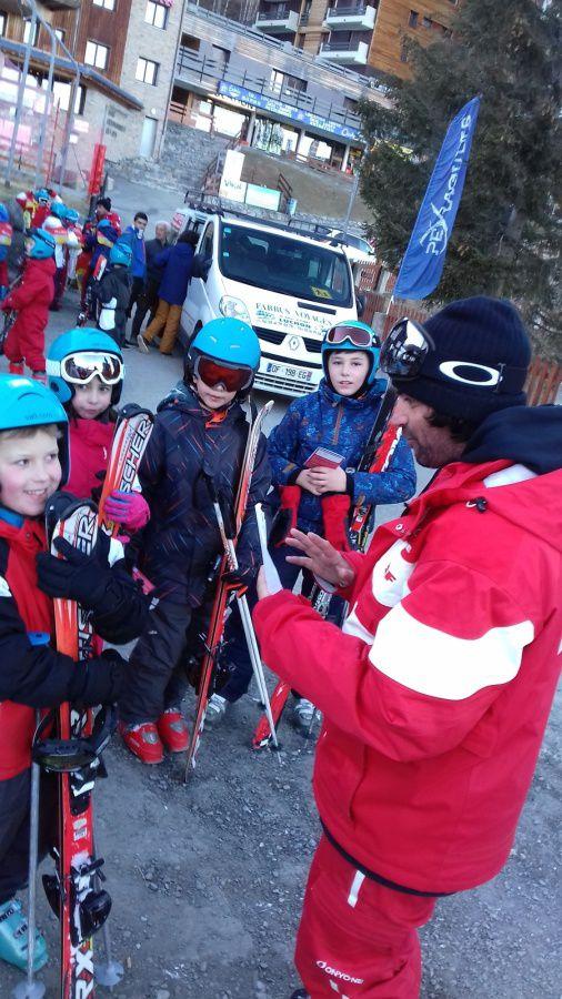 Ski à Peyragudes jour 3