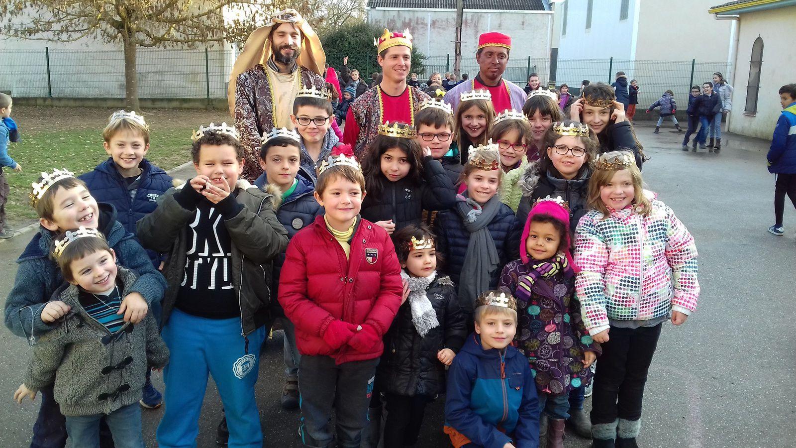 Les Rois et Reines de Saint-Christophe