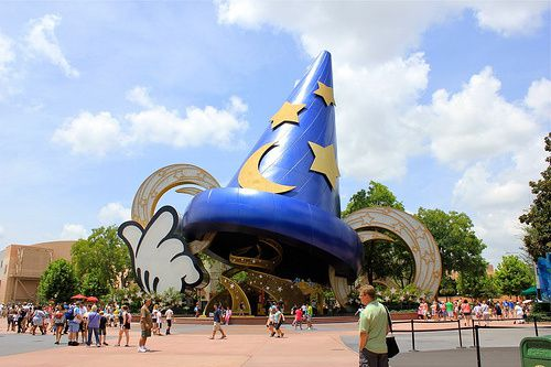 Walt Disney World – Disney Hollywood Studios - 7/08/2013