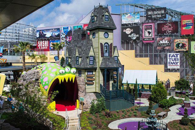 Universal Orlando Resort - Universal Studios - 9/08/2013
