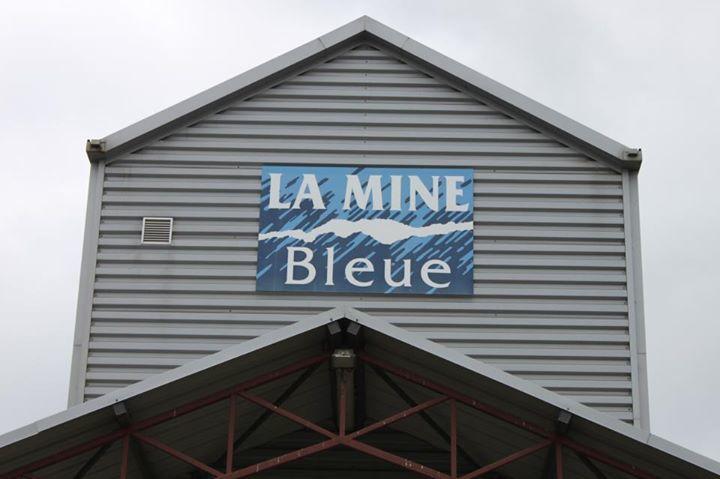J'ai testé pour vous.... La Mine Bleue