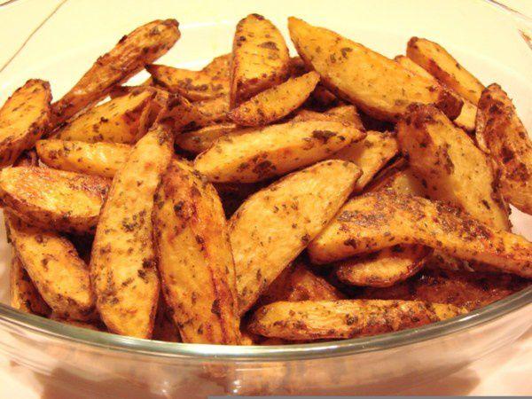 Lundi Cuisine - La recette des Potatoes McDo