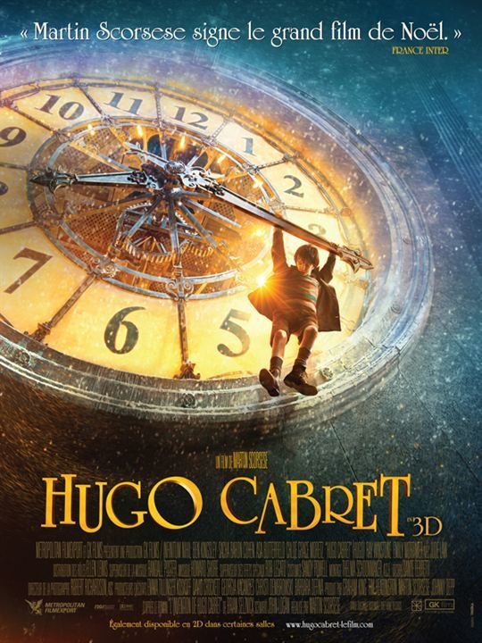 Festival Adaptations 2016 - Hugo Cabret