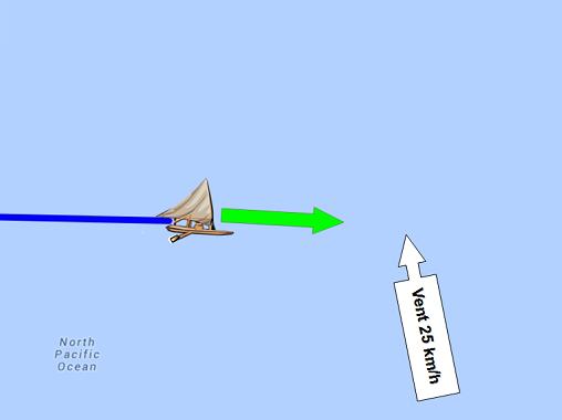 Fitness Odyssée : Etape N°453 (Océan Pacifique)