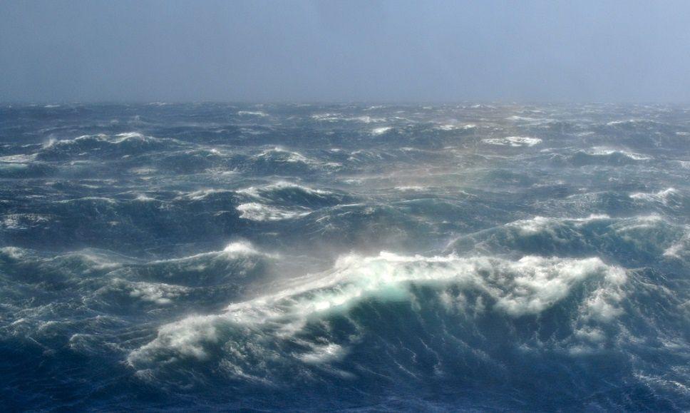 Fitness Odyssée : Etape N°560 (Océan Pacifique)