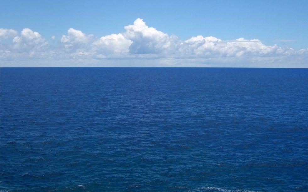 Fitness Odyssée : Etape N°562 (Océan Pacifique)