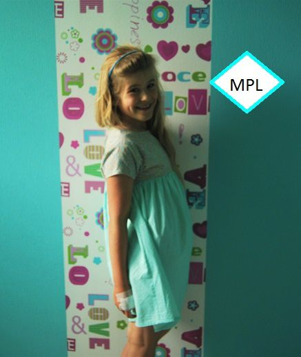 Izzy top taille 12 ans