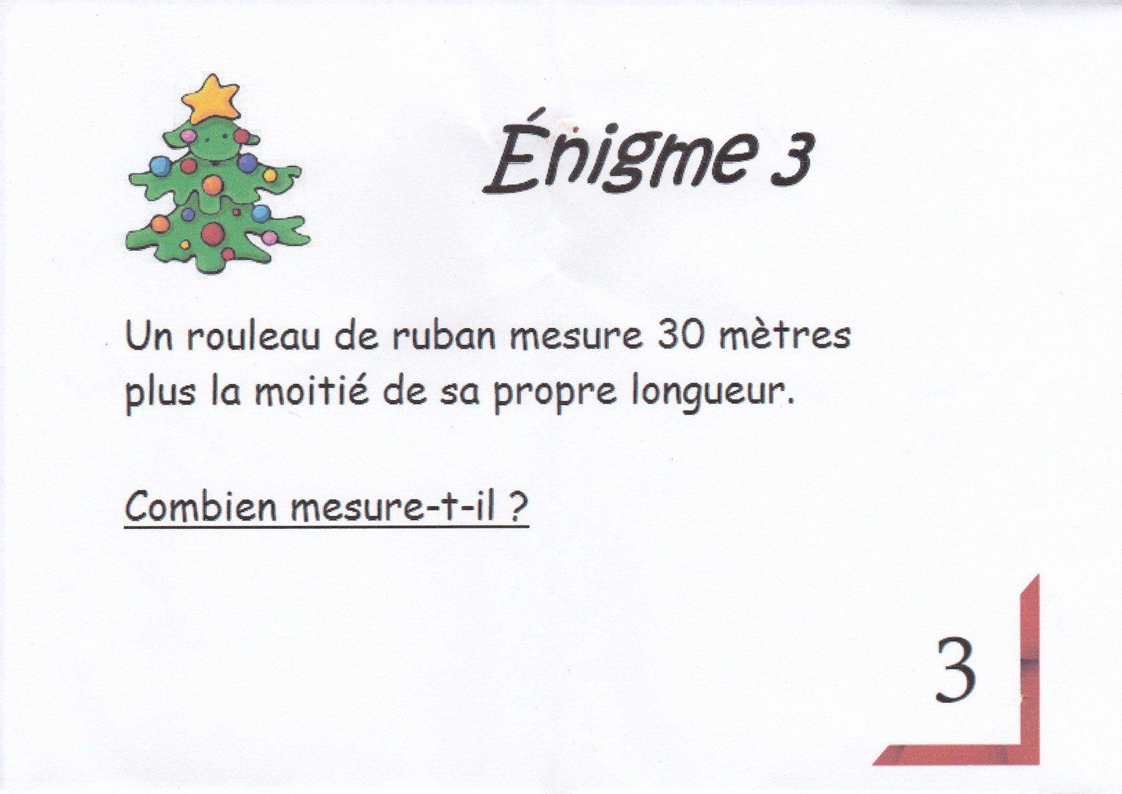 Enigme 3