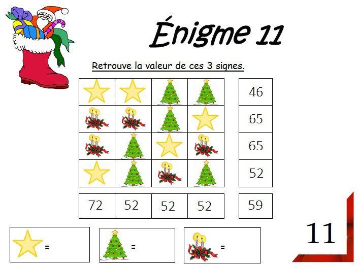 Énigme 11