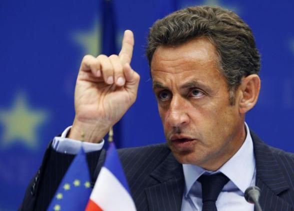 Sarkozy accuse le Front National.
