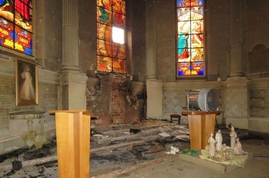 Eglise de Fontainebleau.