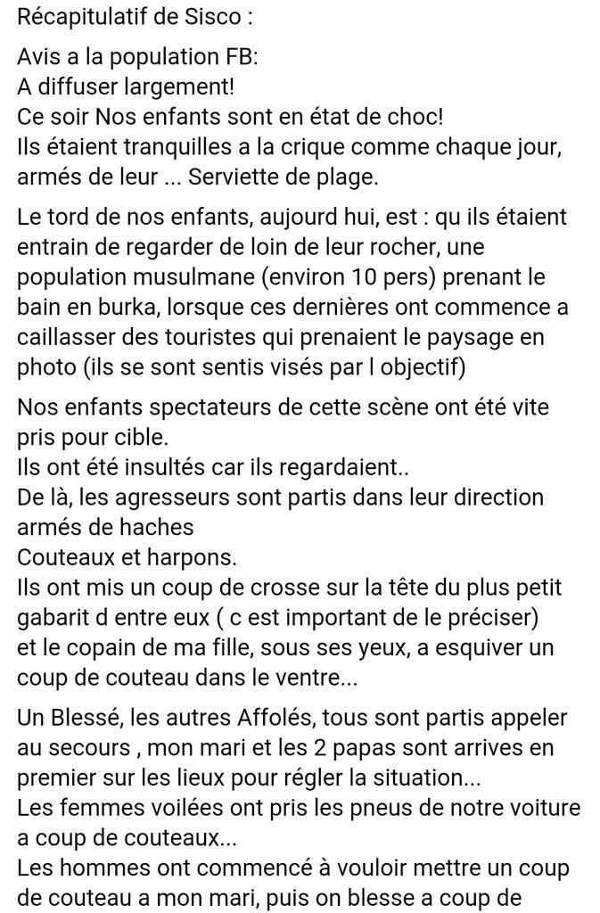 Merdias Français à la pointe de la désinformation.