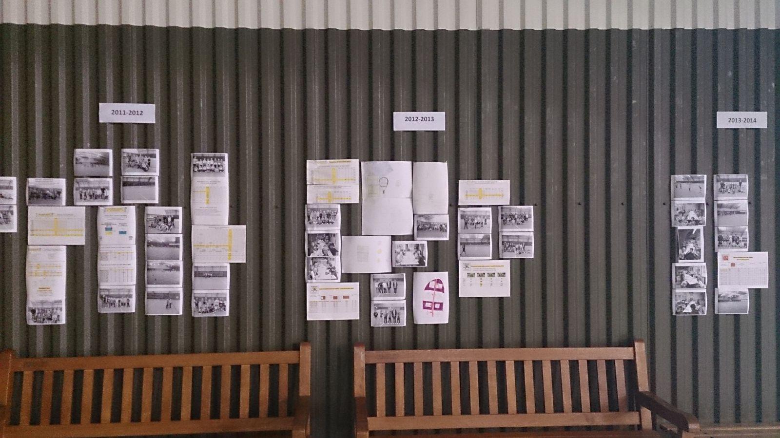 Espace information de la salle: inscriptions urgentes