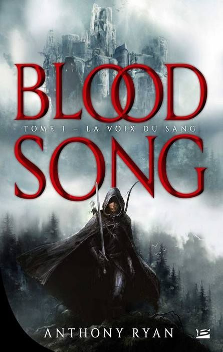 Blood Song d'Anthony Ryan