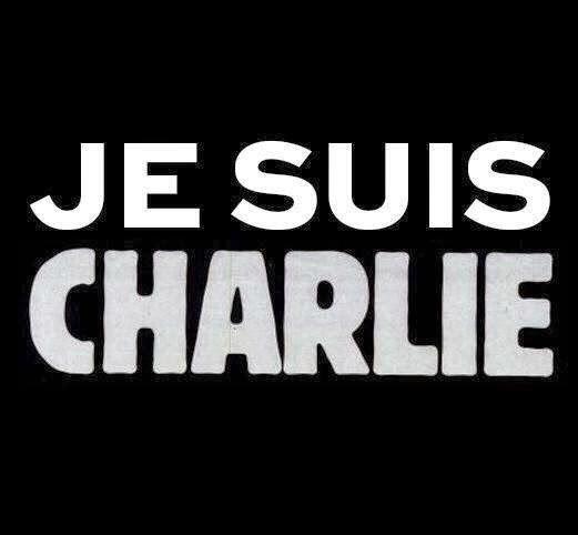 On est tous des Charlie.