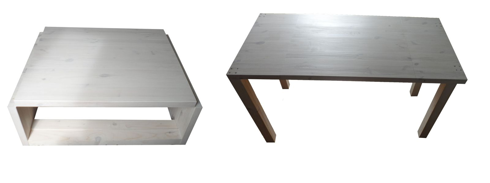 Table basse haute convertible - Table basse convertible en table haute ...