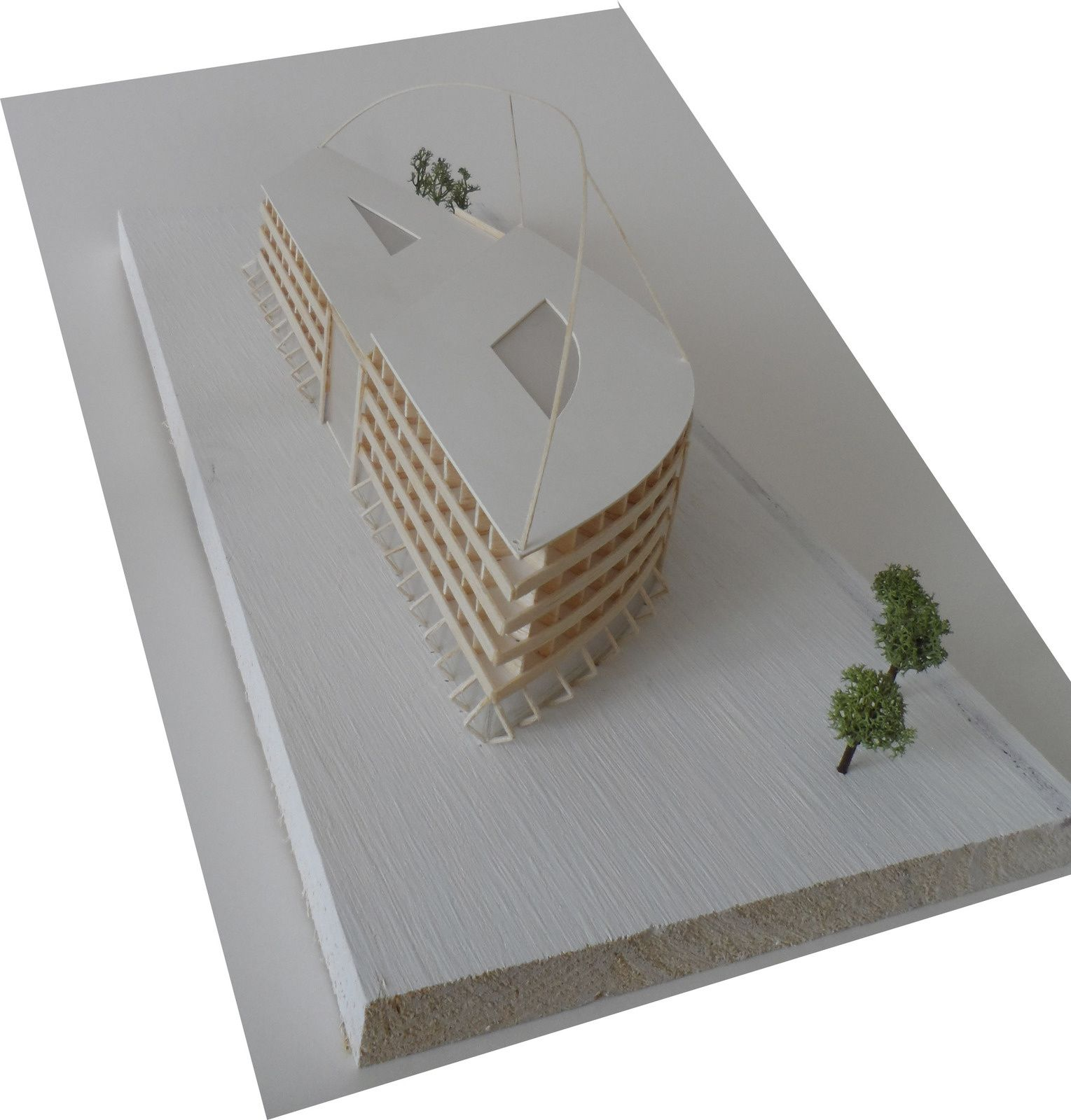 Maquette d 39 architecture thibout paul maquette design for Maquette d architecture