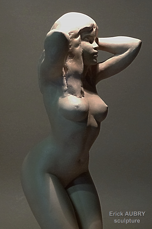 Sculpture de nus