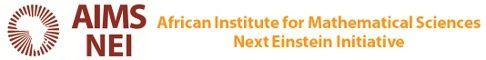 Inscription en ligne Institut Africain des Sciences Mathématiques (AIMS) 2013-2014, Centre du Cameroun, Ghana, Sénegal et Afrique du Sud.
