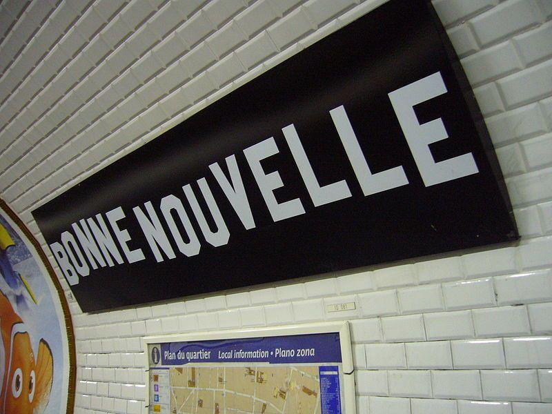 Métro ligne 8 - Paris -  © Greenski