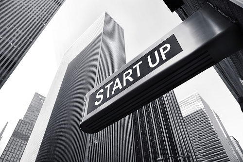 Start Up via ©Shutterstock - www.shutterstock.com/fr/