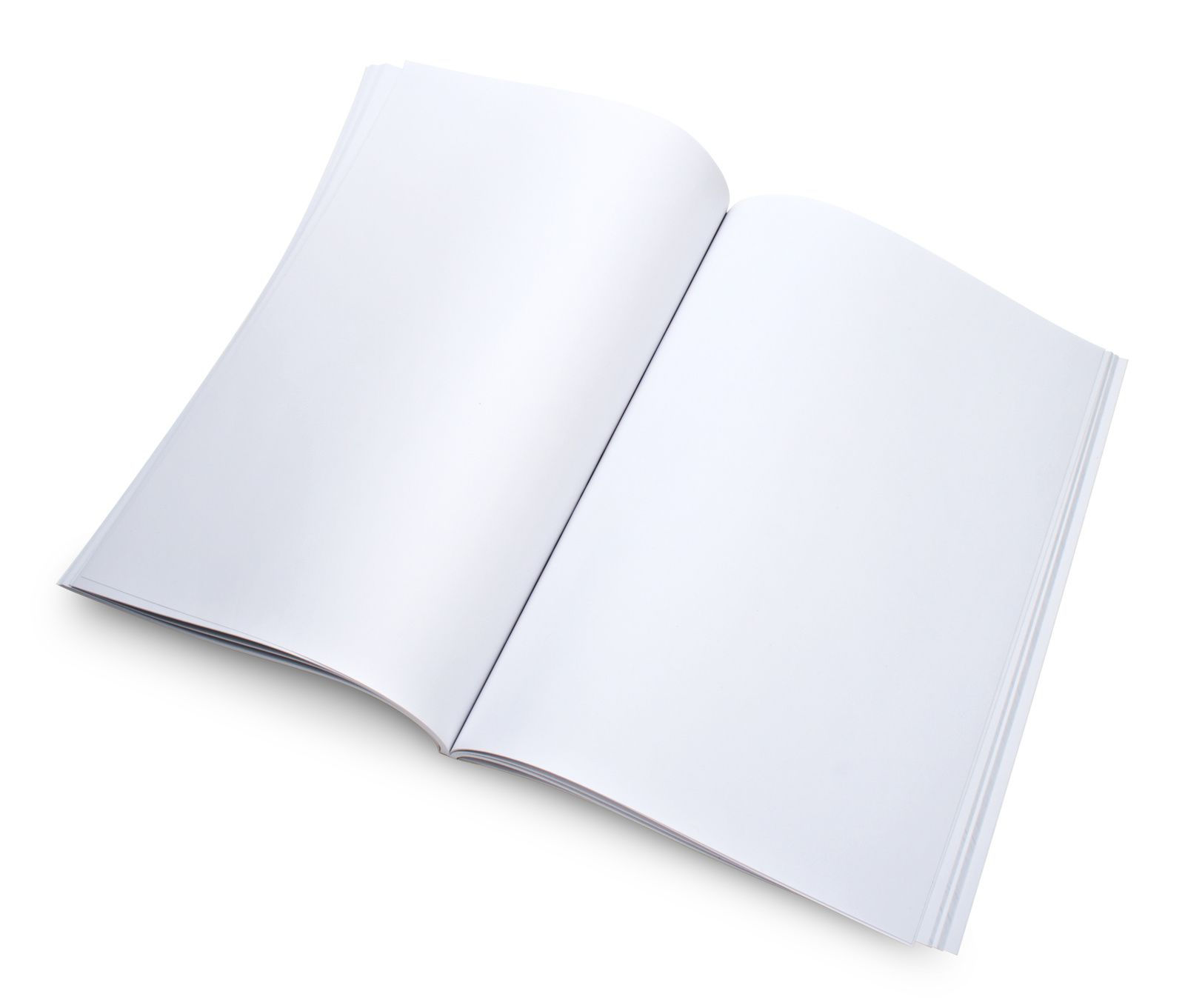 Pages blanches... ©Shutterstock - www.shutterstock.com/fr/