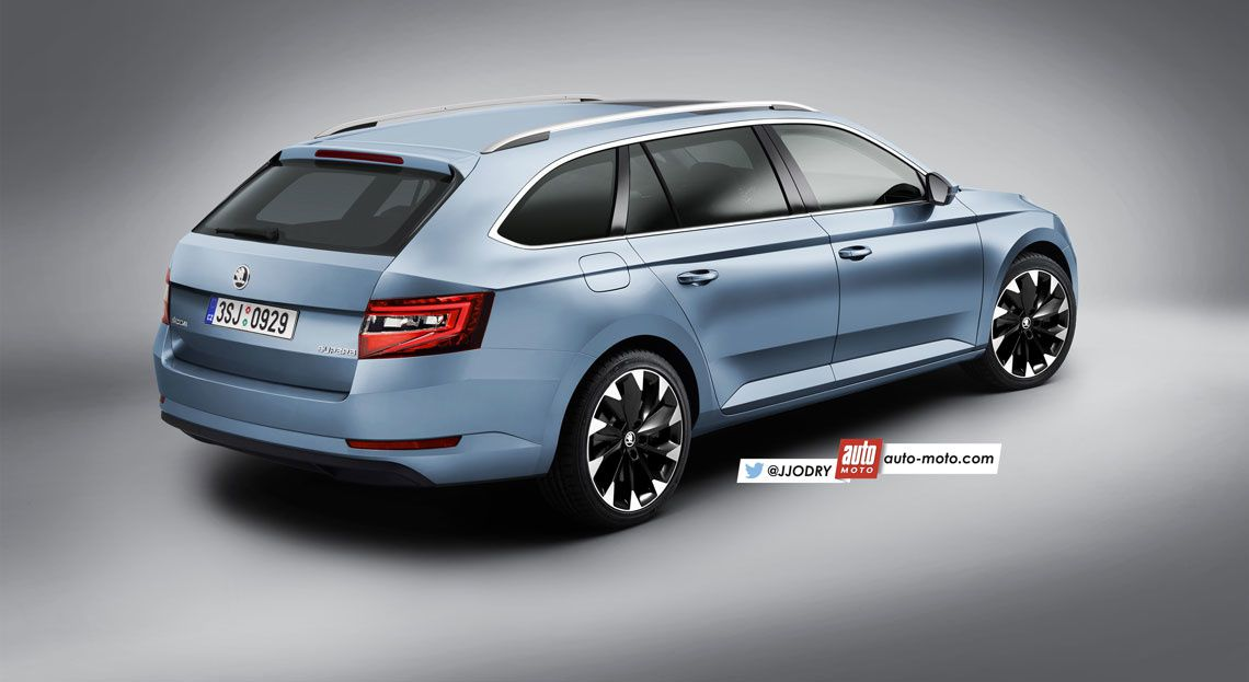 skoda superb break 280 cv le blog phkuendig par philippe. Black Bedroom Furniture Sets. Home Design Ideas