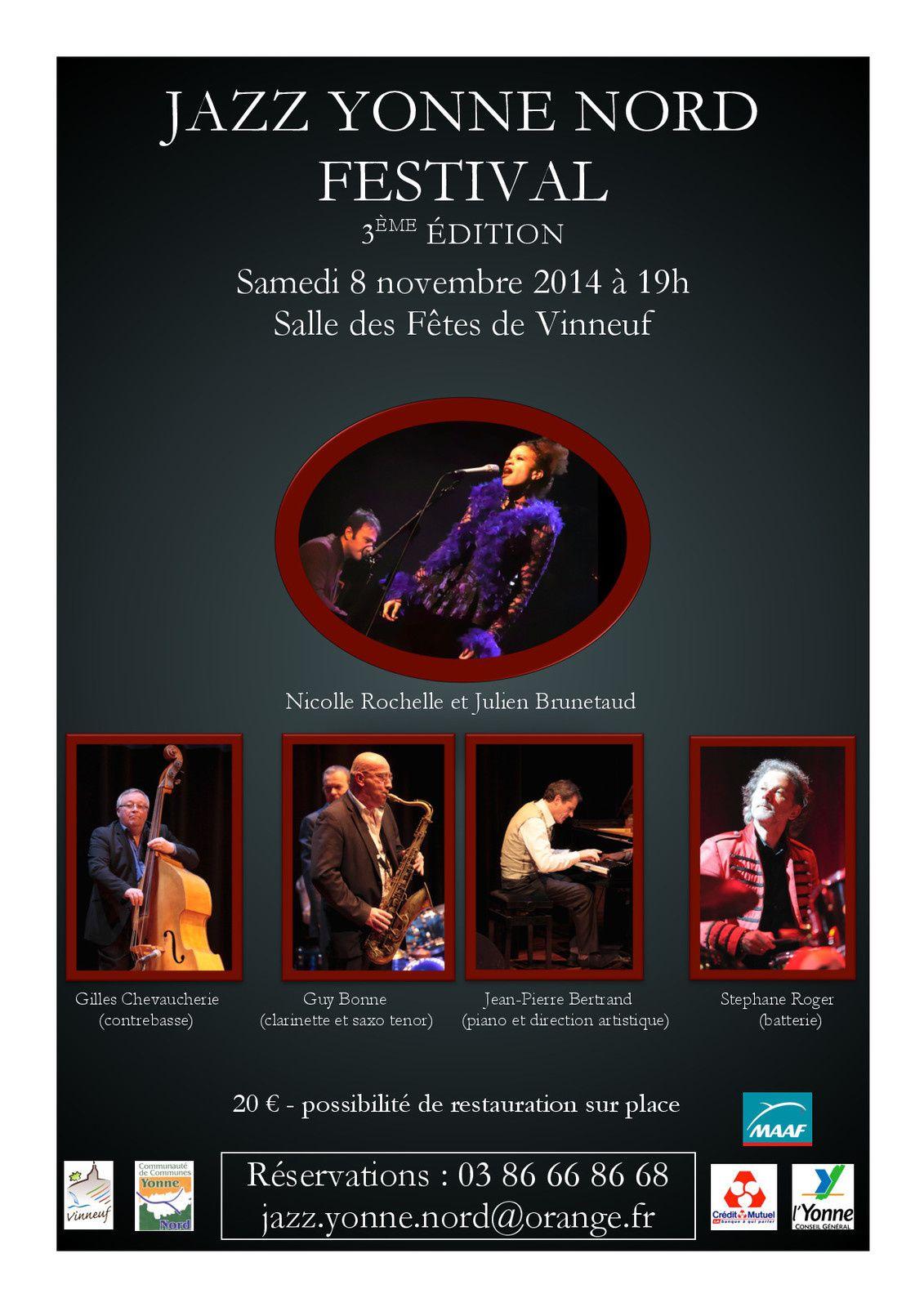 Jazz Yonne Nord