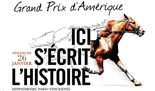 Les yearlings, le grand prix d'Amérique