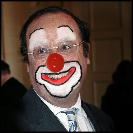 Attentions aux clowns pervers