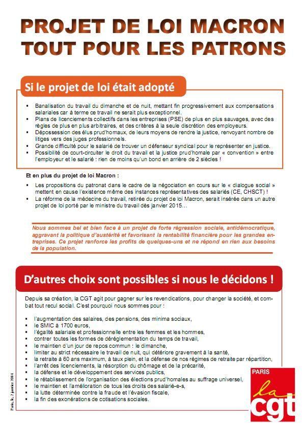 Loi : Macron la riposte se construit